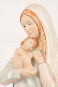 Statua Madonna di Fatima in porcellana PING-MF65 h. 65