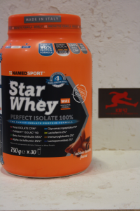 Integratore alimentare Named sport Star Whey isolate