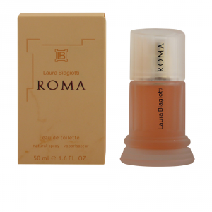 Laura Biagiotti Roma Eau De Toilette Spray 50ml