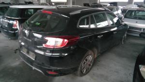 Ricambi usati Renault Megane dal 2012 al 2014