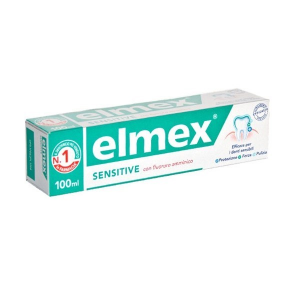 ELMEX SENSITIVE CON FLUORO AMMINICO 100 ML