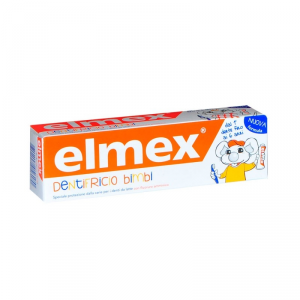 ELMEX DENTIFRICIO BIMBI PROTEZIONE CARIE DENTI DA LATTE 50 ML