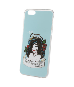 "Cover iPhone 6/6s ""Love your skin"""