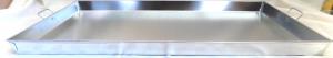 Teglia latta rettangolare cm. 37X60