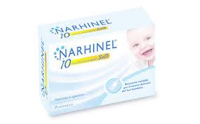 NARHINEL 10 RICAMBI SOFT PER ASPIRATORE NASALE SOFT