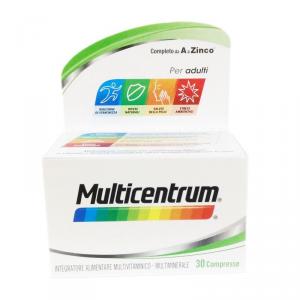 MULTICENTRUM MULTIVITAMINICO ADULTI 30 CPS