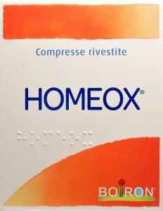 BOIRON HOMEOX MEDICINALE OMEOPATICO 60 CPS RIVESTITE