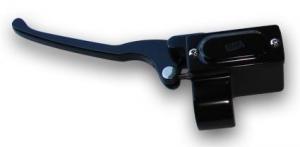 Black Handlebar Hydraulic Clutch Master Cylinder 9/16'