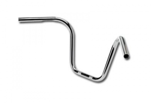 12 Apes Handlebar non-Dimpled, Chrome