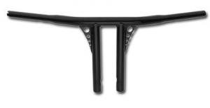 10 Straight-Up T-Bar Black