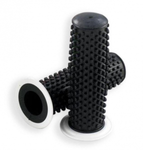 1 Rubber Grips - Black