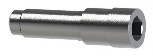 Bar End Mirror Adapter Bolt For Môller Internal Grips Left And Right, 130 mm Grip Length