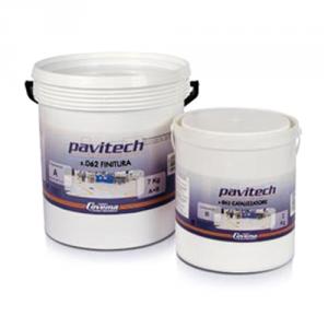 Pittura epossidica per Pavimenti in cemento Pavitech