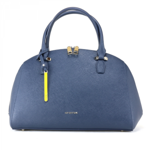 Hand and shoulder bag Cromia PERLA 1403594 BLU