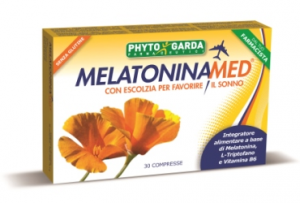 MELATONINAMED 30 CPS PHYTO GARDA