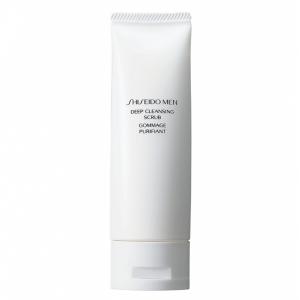 Shiseido Men Detergente Esfoliante Viso 125ml