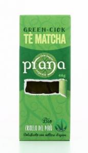 PRANA TAVOLETTA CON TE' VERDE MATCHA 45 G