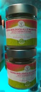 PRANA CREMA BIOLOGICA ALLE MANDORLE AD ALTO CONTENUTO DI FIBRE 200 G
