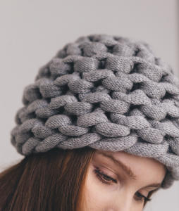 943f3374ae2 XXL Hat  Wool Knit Kit forHats and Beanies online + Pattern