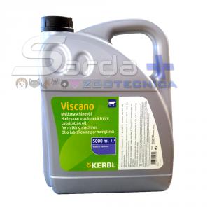Olio lubrificante per impianti di mungitura - Viscano
