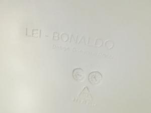Sedia modernariato Lei Bonaldo