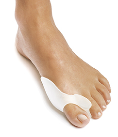 Gel bunion toe spreader rinforzato