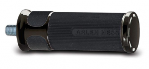 Arlen Ness Slot Track Brake/Shift Peg, black