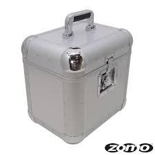 CASE ZOMO RP80 SILVER PER VINILE