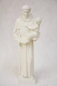 Statua Sant'Antonio in polvere di marmo DEC38-40