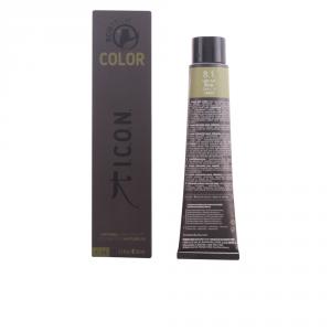 Icon Ecotech Color Natural Hair Color 8.1 Light Ash Blonde 60ml