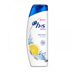 Head And Shoulders Citrus Fresh Shampo 360ml