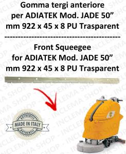 Gomma tergi anteriore per lavapavimenti ADIATEK - JADE 50