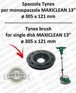 """SPAZZOLA TYNEX per monospazzola MAXICLEAN MX-05 13"""""""
