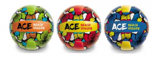 * PALLONE BEACH VOLLEY ACE Cuoio 13574 MONDO S.P.A.