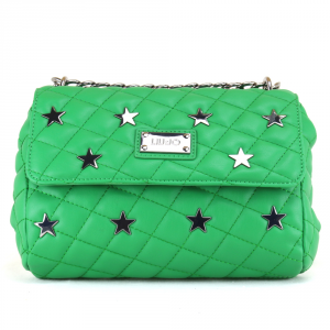 Shoulder bag Liu Jo CALIFORNIA N18235 E0010 JELLY GREEN