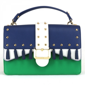 Hand and shoulder bag Liu Jo MELROSE N18055 E0005 JELLY GREEN