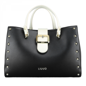 Hand and shoulder bag Liu Jo MELROSE N18056 E0005 NERO