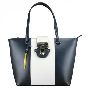 Shopping Cromia MELANIA 1403694 BLU+BEIGE