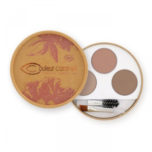 Couleur Caramel Eye Brow Kit 28 Blonde