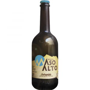 Intrepida Golden Ale 75cl - Maso Alto