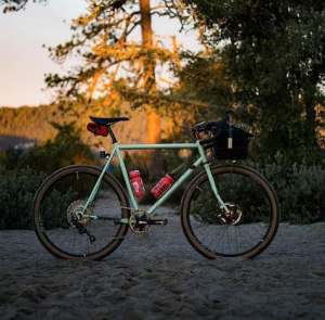 Surly Straggler - Evergreen Limited Edition