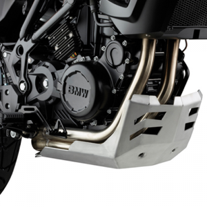 PARACOPPA SPECIFICO IN ALLUMINIO KAPPA RP5103 BMW F 800 GS DAL 2013 AL 2016