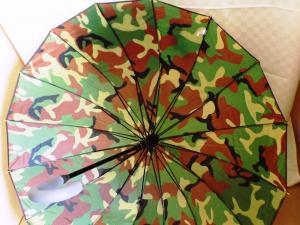 Ombrello Automatico 16 STECCHE Militare