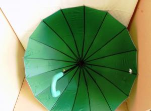 Ombrello Lungo Automatico 16 STECCHE Manico Spugna