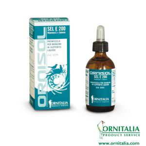 Ornisol Sel E 200 Ornitalia