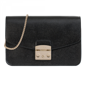 Shoulder bag Furla METROPOLIS 835166 ONYX