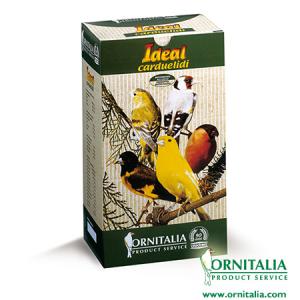 Pastone Ideal Carduelidi con insetti Ornitalia 1 kg