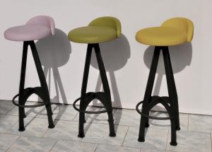 Sgabelli bar vintage idea del concetto di interior design