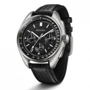 BULOVA-Cronografo da uomo Moon Watch