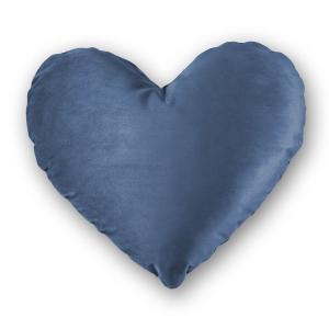 Cuscino Cuore Blu